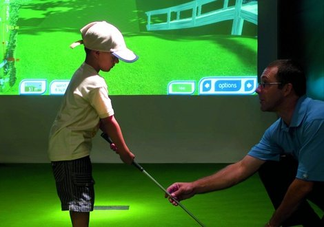 Golfsimulator As Cascatas Golf Resort & Spa Vilamoura Vilamoura