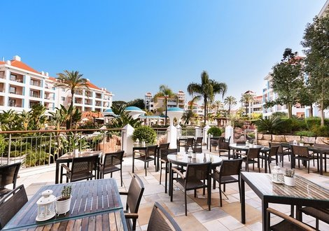 Rubi Restaurant As Cascatas Golf Resort & Spa Vilamoura Vilamoura