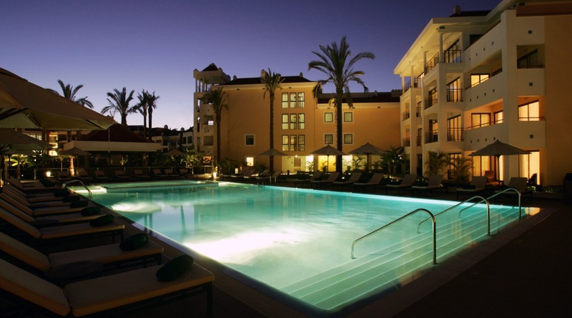 Schwimmbad as cascatas golf resort & spa vilamoura