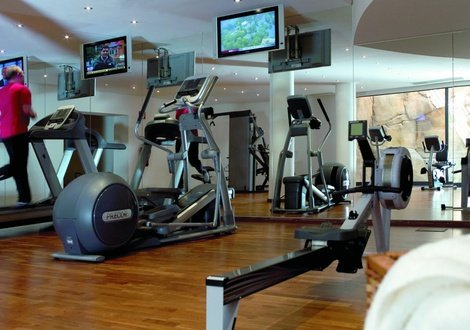 Fitnessraum As Cascatas Golf Resort & Spa Vilamoura Vilamoura