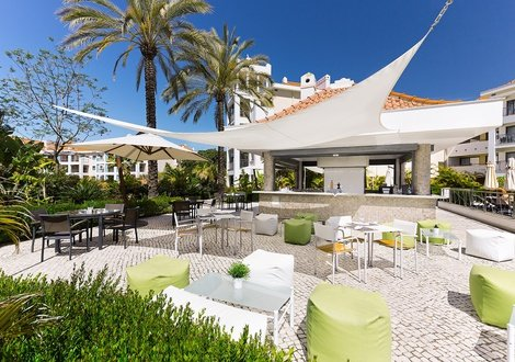 Fresco Restaurant As Cascatas Golf Resort & Spa Vilamoura Vilamoura